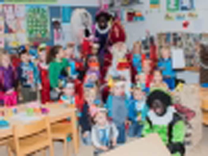 Sinterklaas intocht 2015